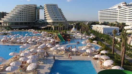 В Турции отложили введение налога для туристов из-за пандемии коронавируса