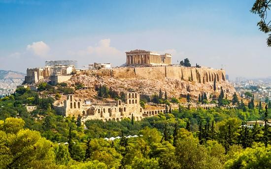 5 потрясающих мест, которые нужно посетить в Греции весной