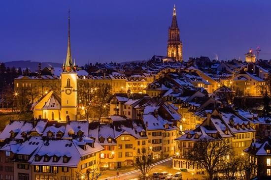 Берн – сердце Швейцарии