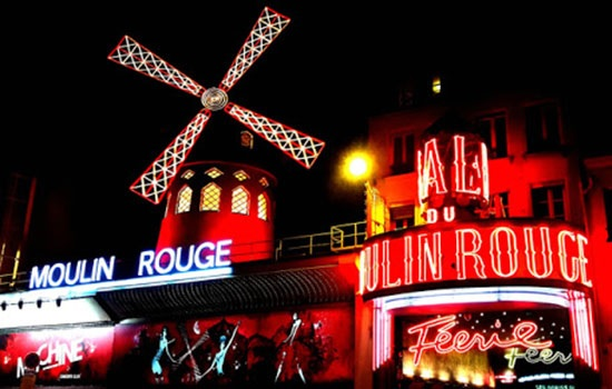 Мулен Руж в Париже: интересная и полезная информация