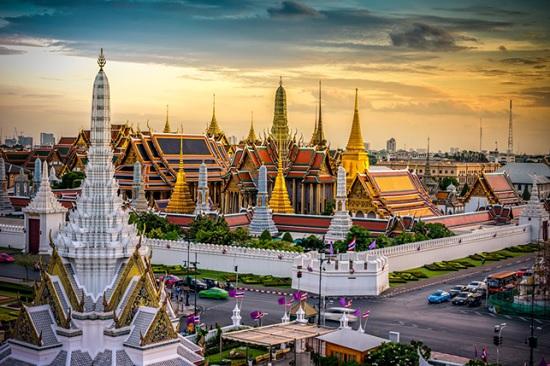 Краткий путеводитель по городу Бангкок