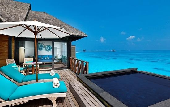 Лакшери-туристы могут спасти Мальдивские острова