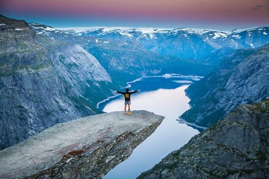 Удивительная Норвегия – настоящая северная «макушка» достопочтенной Европы