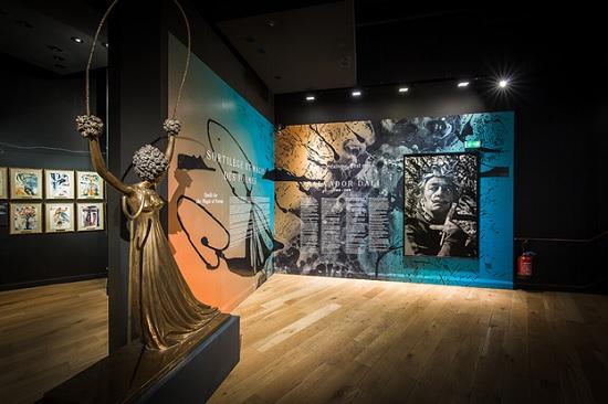 Открылась оnline - выставка картин Сальвадора Дали в Стамбуле