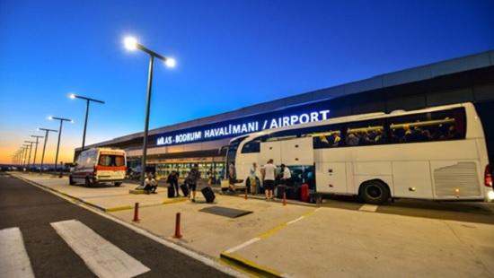 Аэропорт в Бодруме возобновил международные авиарейсы