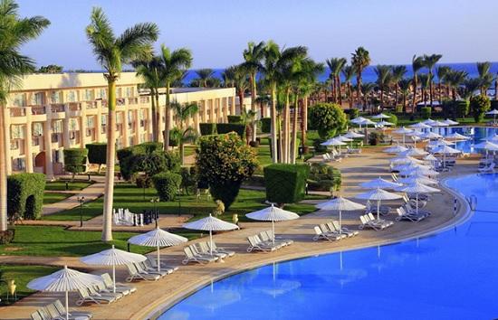 Отели Хургады уже заполнены на 50% и готовы к прибытию зарубежных туристов