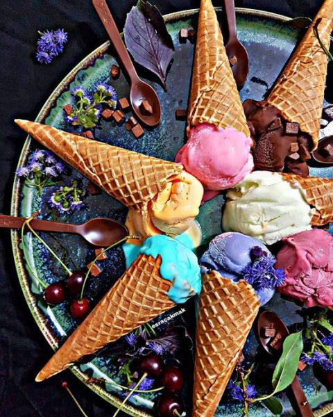 Где можно отведать «лучшее мороженое» Турции?