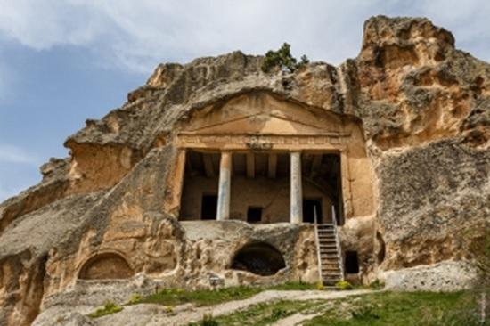 Это невероятно! Археологи открыли новый город в Турции
