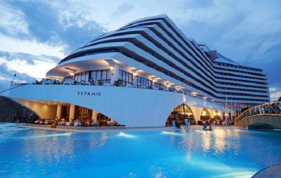 Когда Турция откроет Делюкс - Отели TITANIC