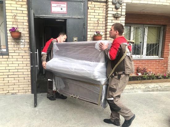 Ошибки при перевозке мебели