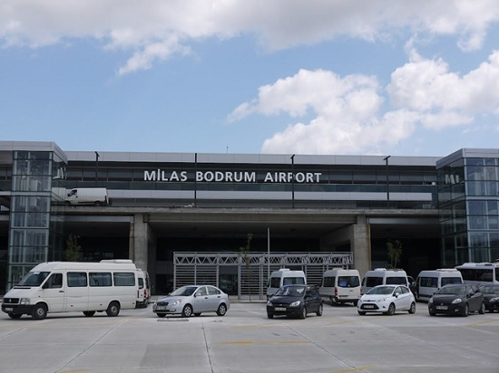 Путеводитель по аэропорту Милас-Бодрум