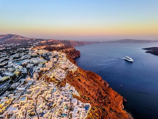 Самые доступные греческие острова