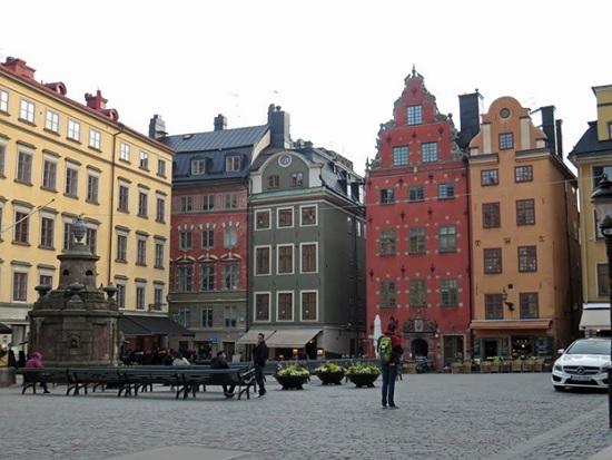 Краткий путеводитель по Стокгольму, Швеция