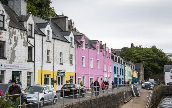 Лучшие развлечения в Портри, остров Скай, Шотландия