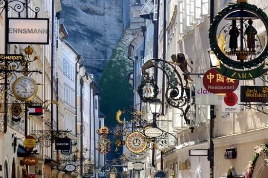 Что и где купить в Зальцбурге, Австрия