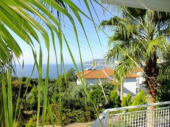 Дома в Алании для образа жизни на берегу моря