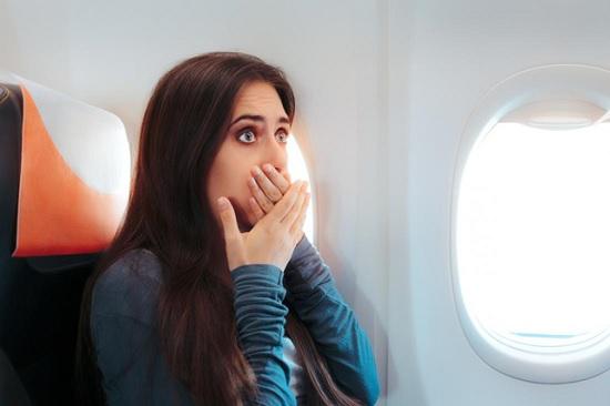 Преодолей свой страх перед полетами и продолжай путешествовать