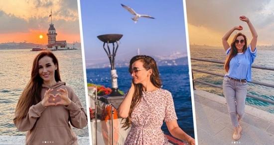 Анфиса Чехова на отдыхе в Турции – фото и публикации в Instagram