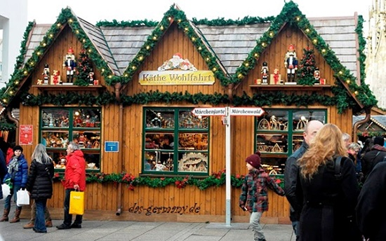 Германия отменяет во Франкфурте и Нюрнберге свои рождественские ярмарки, а «Lufthansa» близка к краху