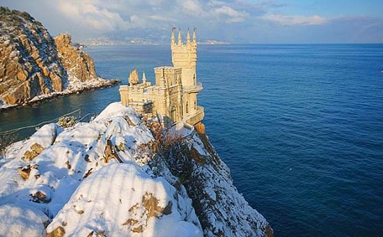 Крым туристов оставил без массовых гуляний на Новый Год