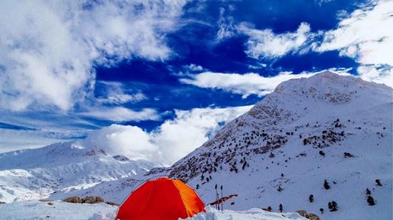 Анталию заснежило – в Турции готовятся к лыжному сезону