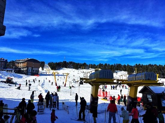 Горный «Эрджиес» в Турции – самое популярное место отдыха зимой