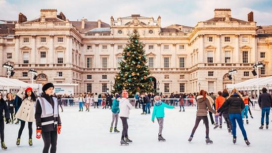 Лучшие места для проведения Рождества: самые праздничные города мира