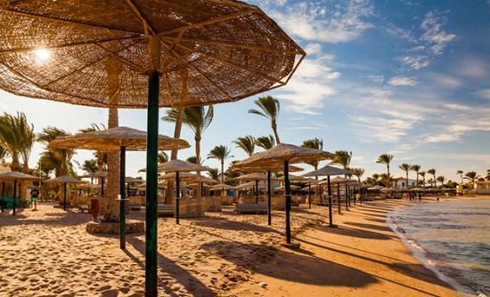 В Хургаду на этих выходные возвращается египетское лето