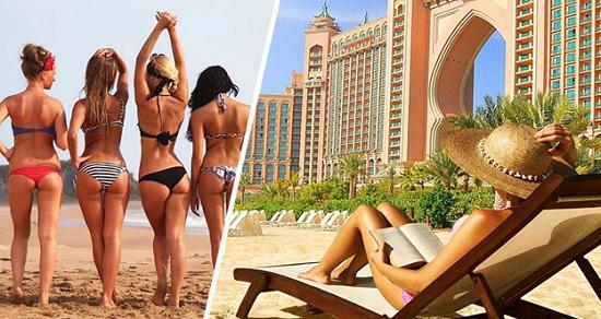 Секс-туризм в ОАЭ расцвёл и набирает обороты