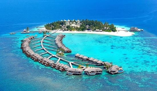 Отдых на Мальдивах, за две недели нового года выбрало 10000 россиян