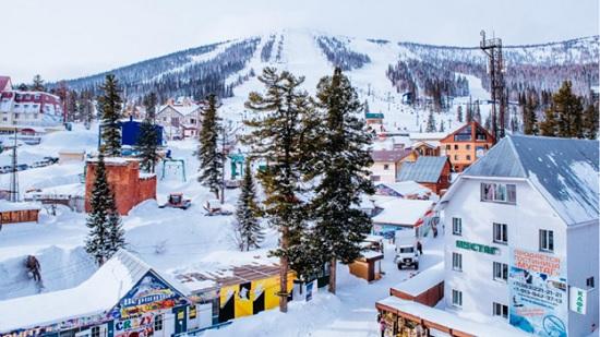 Соцсети гудят - дорогой или нет отдых на горнолыжном курорте Кемерово