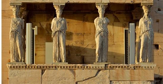 Краткий путеводитель по Афинам, Греция