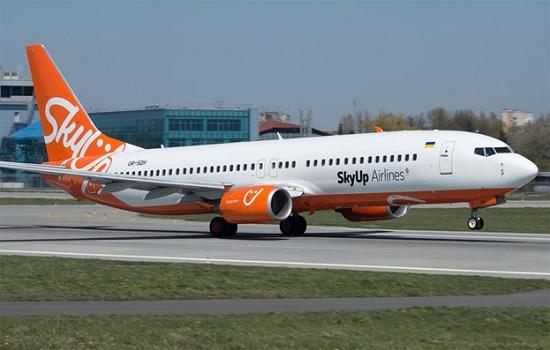 Новости от SkyUp – полностью прекращены все полеты в Каппадокию Турции