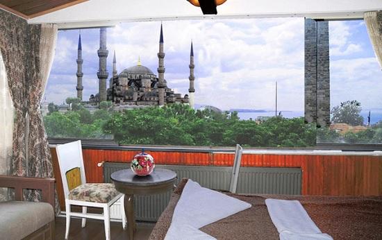 Топ отелей с видом на Голубую мечеть, Стамбул, Турция