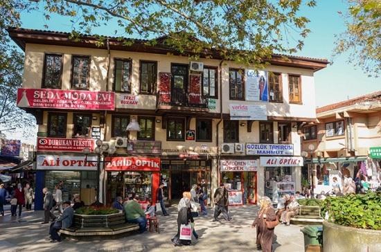 Чем заняться в Бурсе, Турция