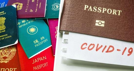 Первая из стран Шенгена вводит ковид - паспорта для туристов