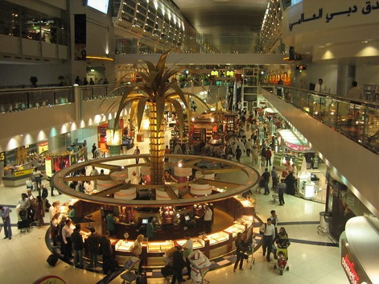 Что купить в аэропорту Дубая