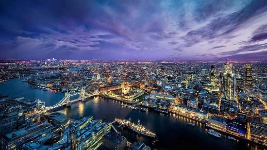 Город с наибольшим количеством миллионеров находится в Европе
