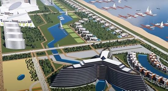 На юге Украины появится свой Лас-Вегас и лечебный курорт