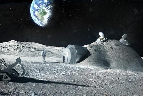 Эксперты назвали приблизительную стоимость дома на Луне