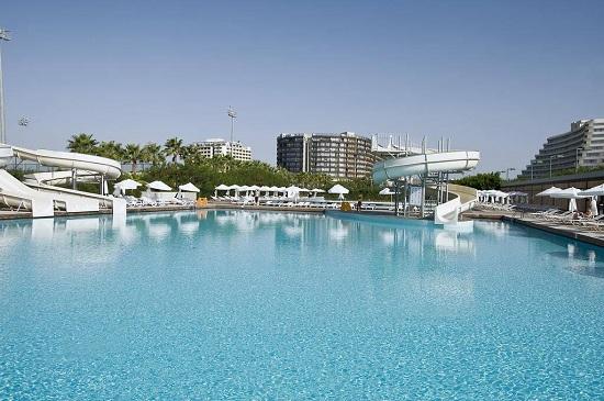 В Турции к началу летнего сезона 2021 откроют грандиозные гостиничные комплексы