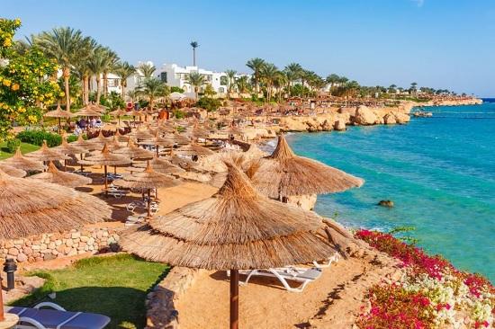 Список стран, где пляжный отдых круглый год