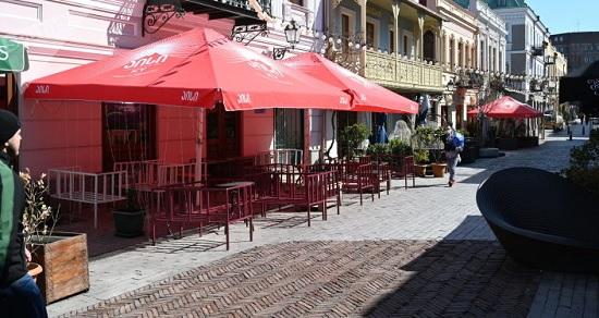 В Грузии просят туристов пока не приезжать