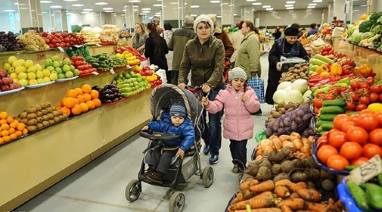 Выше столичных: москвичи удивились ценам на крымских рынках