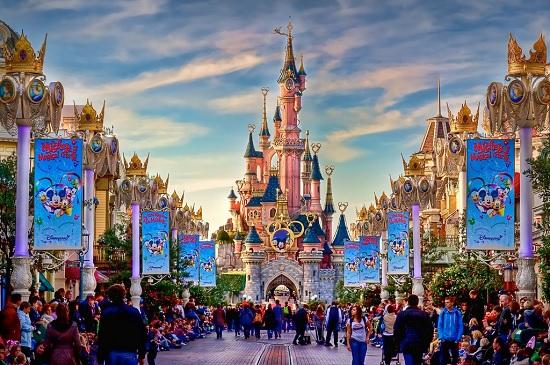 Европейские парки развлечений для детей: топ-5