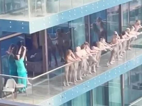 Девушек могут арестовать и оштрафовать на круглую сумму за откровенные снимки в Дубае
