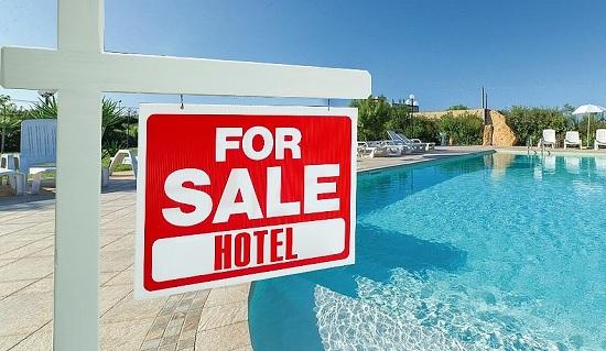 Бум распродаж отелей на курортах Турции
