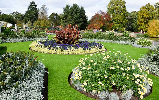 Королевский сад в Британии планируют открыть для всех желающих