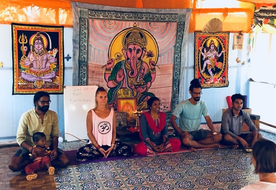 Йога туры: 3 лучших направления
