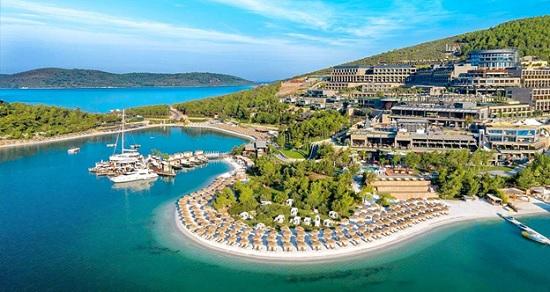 А что вы знали о курортном городе Бодрум в Турции?